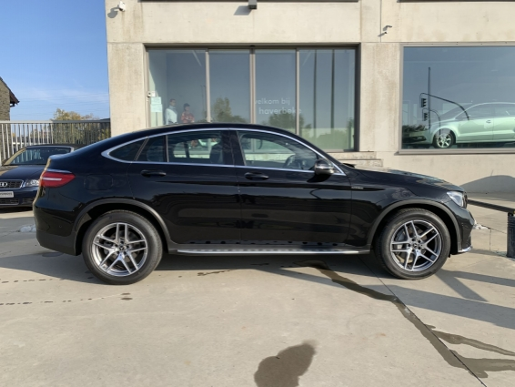 MERCEDES-BENZ GLC Coupe AUTOMAAT