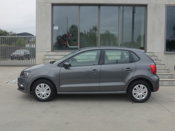 Volkswagen polo garage haverbeke jonge tweedehandswagens for Garage volkswagen paris 15